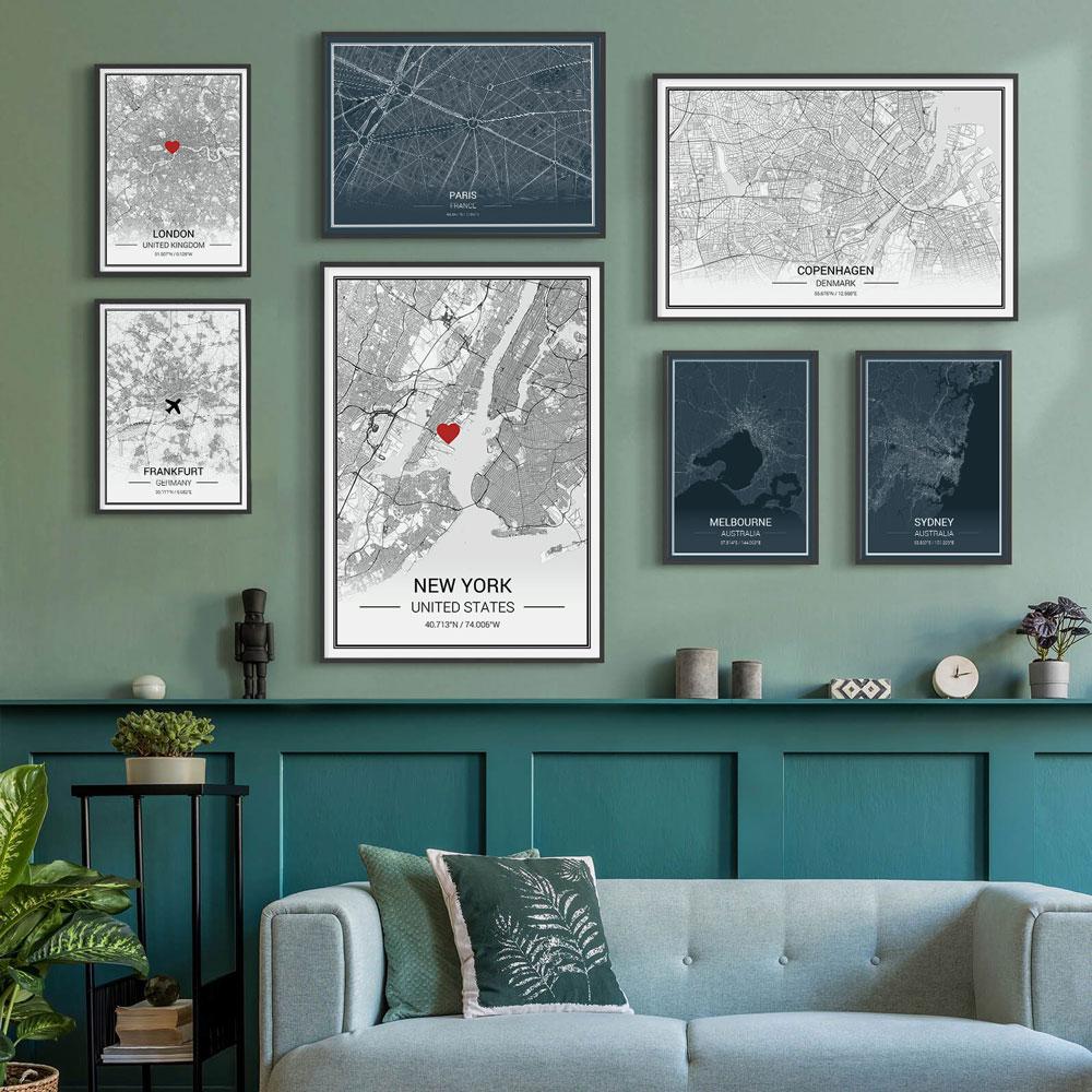 Rahmen Mapify