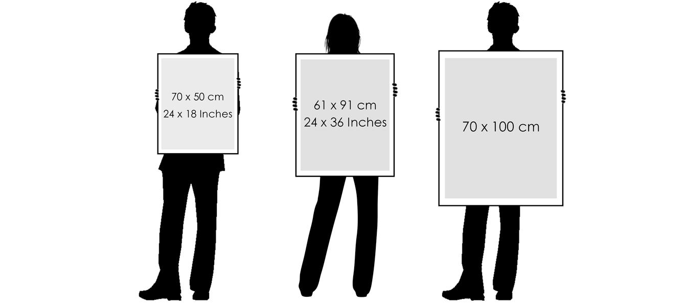 Größen Mapify